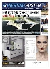 Hjerting Posten forside april 2015